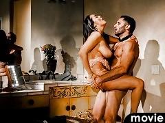 Sofi Ryan and Damon Dice having hot passionate sex
