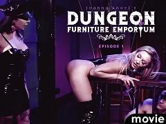 Joanna Angel's Dungeon Furniture Emporium - Episode 1