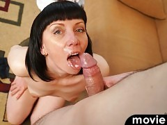 Aging mom Cherry Despina still needs to get it on. When she brings her lover home,